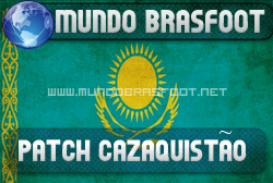 Patch Cazaquistão   Brasfoot 2011   registro brasfoot 2012