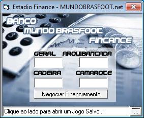 2 Trapaceadores Muito Bom pra você(BRASFOOT 11) Estadiofinance